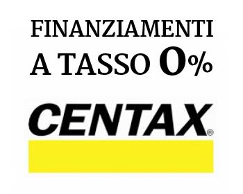 Finanziamenti Centax Ottica Deriu