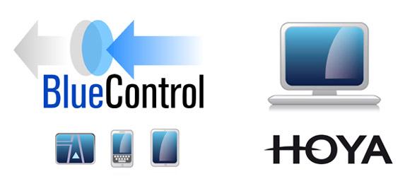 Lenti Hoya con trattamento Blu Control